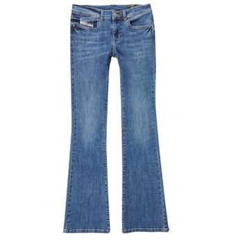 Textiel Meisjes Bootcut jeans Diesel LOWLEEH Blauw
