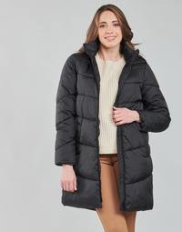 Textiel Dames Mantel jassen Vila VIADAYA Zwart
