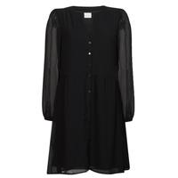 Textiel Dames Korte jurken Vila VIAMIONE Zwart