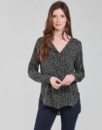 Textiel Dames Tops / Blousjes Vila VILUCY Zwart