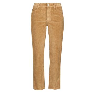 Textiel Dames Straight jeans Vila VIOTAS Brown