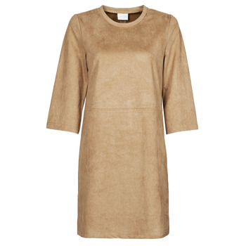Textiel Dames Korte jurken Vila VISUDA Brown