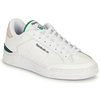 Schoenen Lage sneakers Reebok Classic AD COURT Wit / Groen