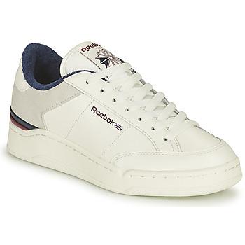 Schoenen Lage sneakers Reebok Classic AD COURT Wit / Blauw