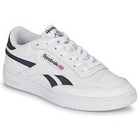 Schoenen Lage sneakers Reebok Classic CLUB C REVENGE Wit / Marine