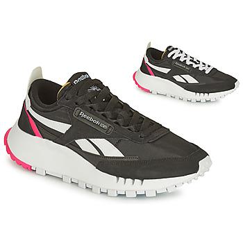 Schoenen Dames Lage sneakers Reebok Classic CL LEGACY Zwart / Wit