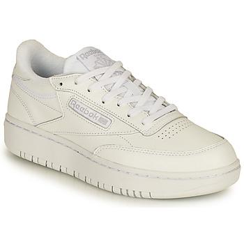 Schoenen Dames Lage sneakers Reebok Classic CLUB C DOUBLE Wit