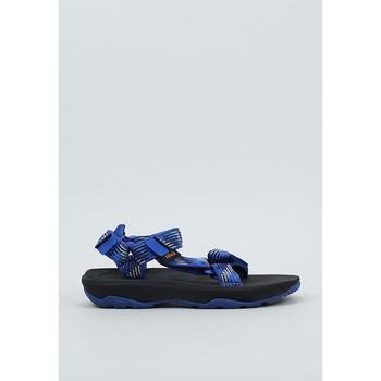 Schoenen Meisjes Sandalen / Open schoenen Teva  Blauw