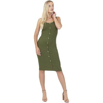 Textiel Dames Korte jurken Brave Soul  Khaki