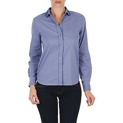 Textiel Dames Overhemden Antik Batik ARNOLD Blauw