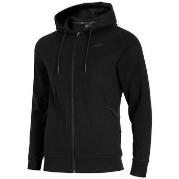 Textiel Heren Sweaters / Sweatshirts 4F BLM016 Noir