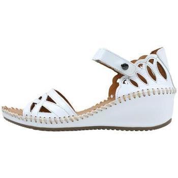 Schoenen Dames Sandalen / Open schoenen Amanda  Wit