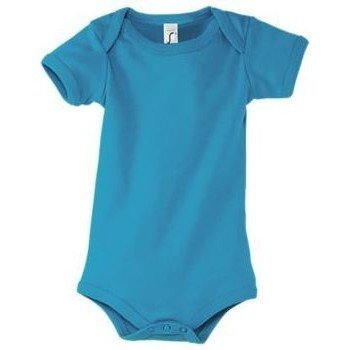 Textiel Jongens Hemden Sols BAMBINO AQUA Azul
