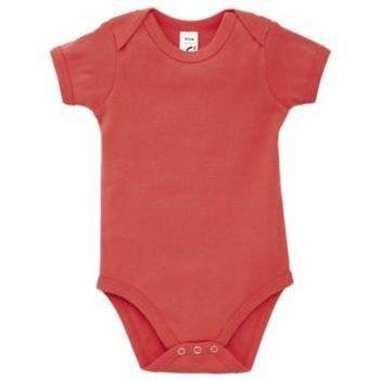 Textiel Jongens Hemden Sols BAMBINO CORAL Otros