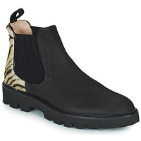 Schoenen Dames Laarzen Melvin & Hamilton SELINA 37 Zwart