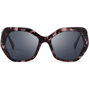Horloges & Sieraden Zonnebrillen Hanukeii SoMa Zwart