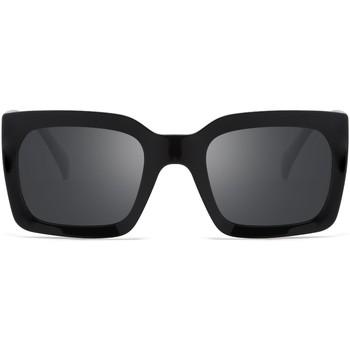 Horloges & Sieraden Zonnebrillen Hanukeii Hyde Zwart