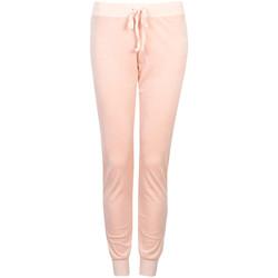 Textiel Dames Trainingsbroeken Juicy Couture  Roze
