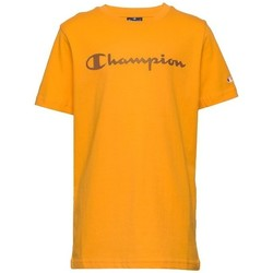 Textiel Jongens T-shirts korte mouwen Champion  Multicolour