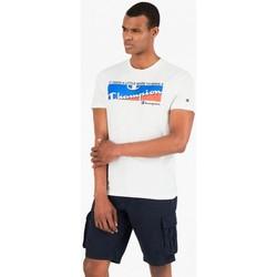 Textiel Heren T-shirts korte mouwen Champion  Geel