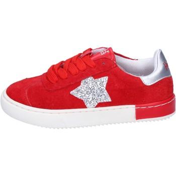 Schoenen Meisjes Lage sneakers Holalà Baskets BH10 Rood