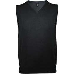 Textiel Heren Anzugweste Sols GENTLEMEN Negro Negro