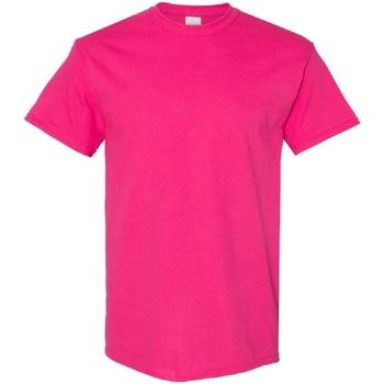 Textiel Heren T-shirts korte mouwen Gildan 5000 Heliconia