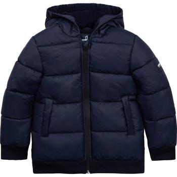Textiel Jongens Dons gevoerde jassen Aigle SARAH Marine