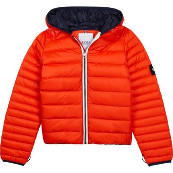 Textiel Kinderen Dons gevoerde jassen Aigle ANITA Orange