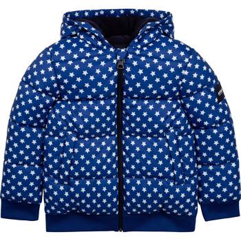 Textiel Kinderen Dons gevoerde jassen Aigle SOLILA Blauw