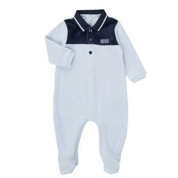 Textiel Jongens Pyjama's / nachthemden BOSS FILOMENA Blauw