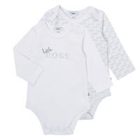 Textiel Jongens Pyjama's / nachthemden BOSS SEPTINA Wit