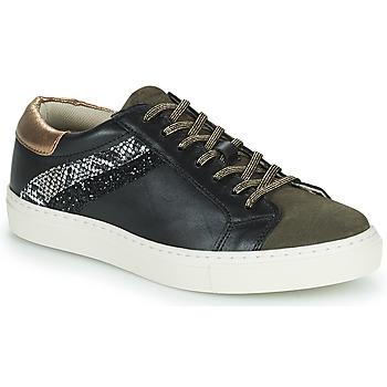 Schoenen Dames Lage sneakers Betty London PITINETTE Zwart