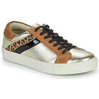 Schoenen Dames Lage sneakers Betty London PITINETTE Goud