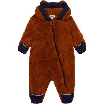 Textiel Jongens Dons gevoerde jassen Timberland AGNATE Brown