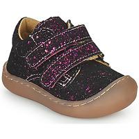 Schoenen Meisjes Lage sneakers Citrouille et Compagnie PIOTE Fushia