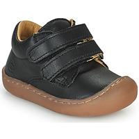 Schoenen Kinderen Hoge sneakers Citrouille et Compagnie PIOTE Zwart