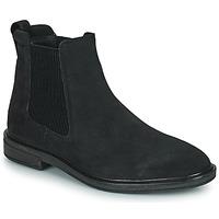 Schoenen Heren Laarzen Clarks CLARKDALE HALL Zwart