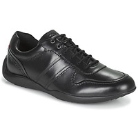 Schoenen Heren Derby Clarks KONRAD LACE Zwart
