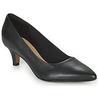 Schoenen Dames pumps Clarks LINVALE JERICA Zwart