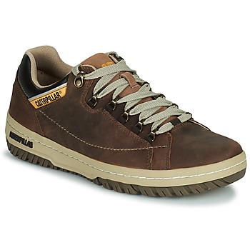 Schoenen Heren Lage sneakers Caterpillar APA Brown