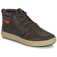 Schoenen Heren Hoge sneakers Caterpillar PROXY MID Brown