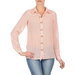Textiel Dames Overhemden Manoush CHEMISE ML ALIZE Roze
