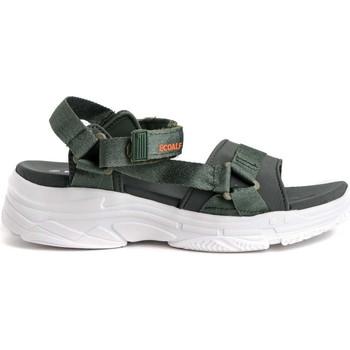 Schoenen Dames Sandalen / Open schoenen Ecoalf SOFIA Groen