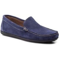 Schoenen Heren Mocassins Iberico Shoes Mocasines de hombre de piel by Keelan Bleu