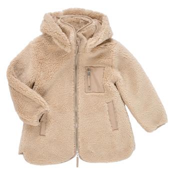 Textiel Meisjes Mantel jassen Only KONSASCHA Beige