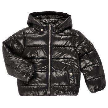 Textiel Meisjes Dons gevoerde jassen Only KONEMMY Zwart