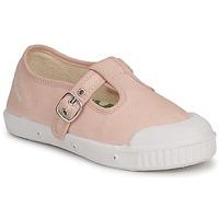 Schoenen Kinderen Lage sneakers Springcourt MS1 CLASSIC K1 Roze