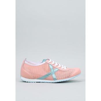 Schoenen Dames Lage sneakers Munich  Roze