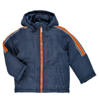 Textiel Jongens Wind jackets Name it NMMMAX JACKET BAND1 Marine